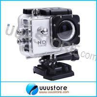 FPV системы Камера шлем Спорт DV 1080 P Full HD H.264 12MP автомобиля Регистраторы Дайвинг Велосипедный Спорт Действие Водонепроницаемый Камера как GoPro
