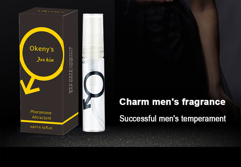 4ML Maycreate Pheromone Perfumed Aphrodisiac Woman Orgasm Boy Spray Flirt Perfumer Attract Girl Scented Water for Man