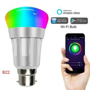 Newest E27/B22 AC85-265V Wi-Fi