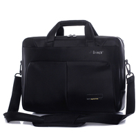 New Silk Nylon Men Women One Shoulder Laptop Handbag Shockproof Notebook Cover Business Casual Briefcase Laptop