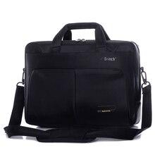 Laptop 15,6 zoll Nylon Airbag Schulter Handtasche Comeputer Taschen Messenger Wasserdichte Unisex Notebook Aktentasche Busines