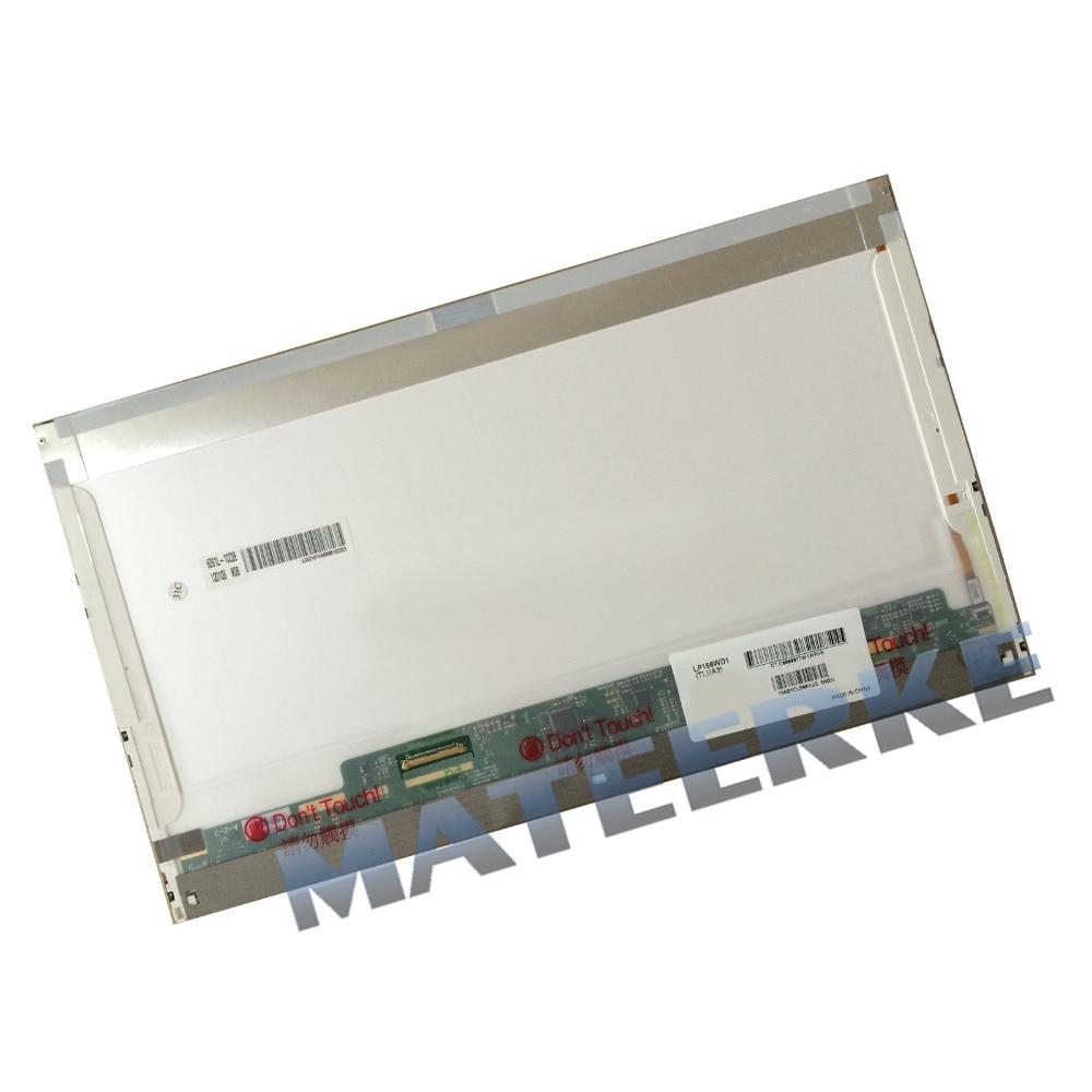New Laptop 15.6 inch led lcd screen panel B156RW01 / LP156WD1 TLB1 / LP156WD1 TLA1/LTN156KT02,1600 x 900