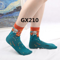 2018 new arrive fashion Women socks high quality 15pcs/set GX210