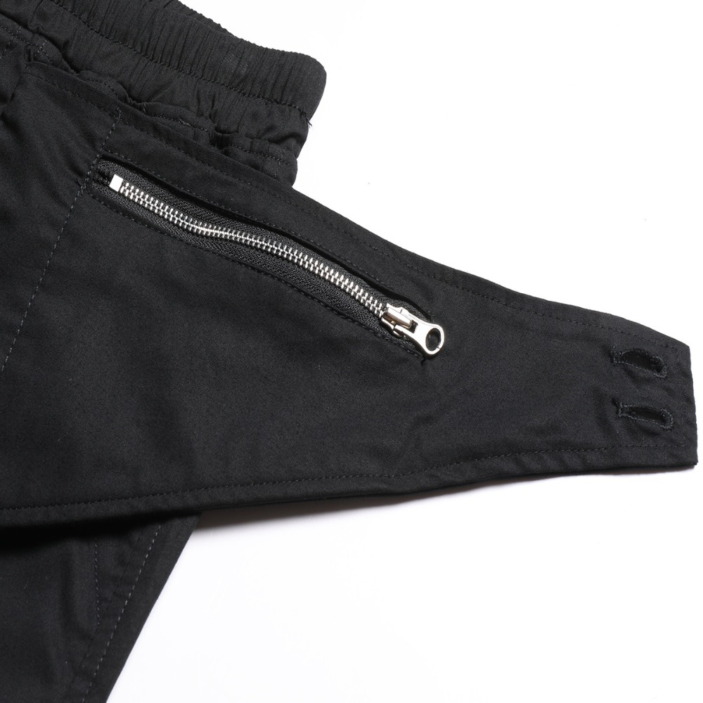 27 Pelo Disfraces Pantalones Gd De Hombre Plus Entrepierna Harem 44 Nueva Estilista Hop Tamaño 2018 Baja Hip Ropa Cruz Negro Moda BHwqx0Brf