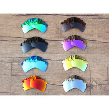 Replacement For-Oakley Flack 2.0 Lenses Vented-Frame Polarized Vonxyz XL 20--Color Choices