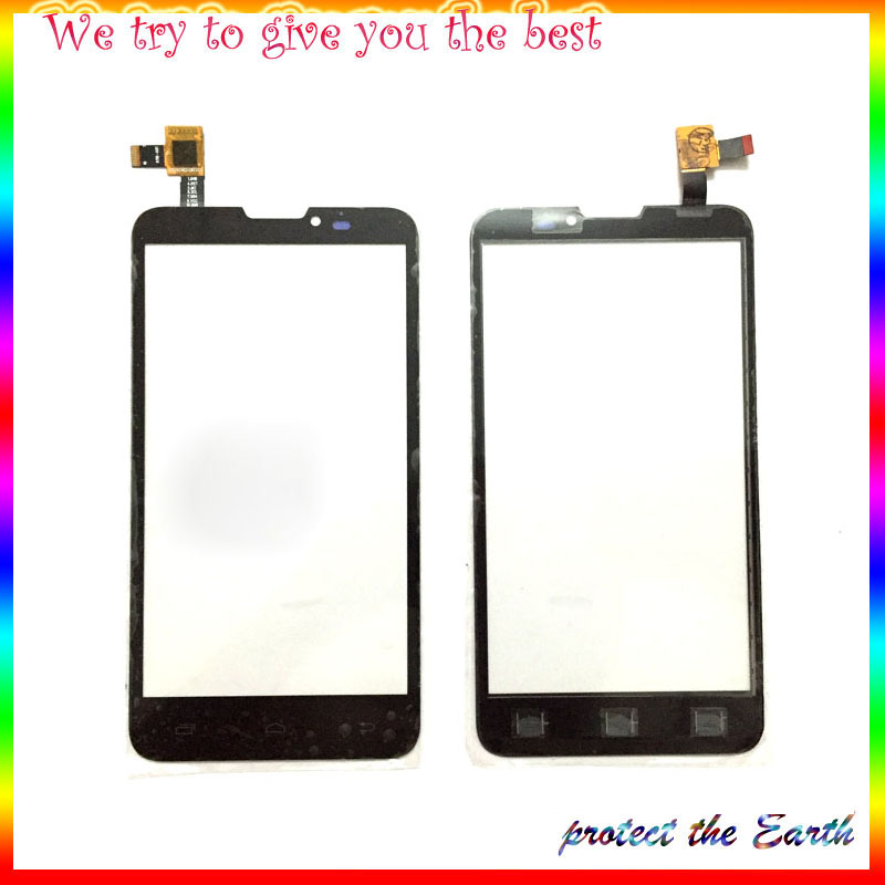 10Pcs/Lot, Original New Front Glass For Prestigio MultiPhone PAP 5300 Duo PAP5300 Touch Screen Outer Glass Lens Replacement Part