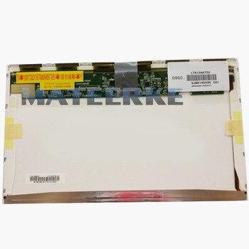 LCD LED Screen N134B6-L01 N134B6-L02 L03 L04 LTN134AT02 For HP DV3 For SAMSUNG Q318 Q320,Free shipping