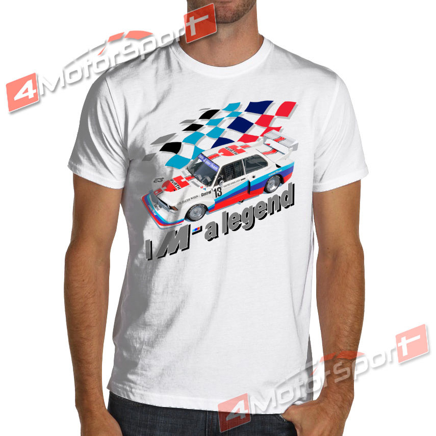 2018 New Summer Cool T-Shirt 1977 German car fans 320 Turbo Group 5 Racings T Shirt Cotton Tee shirt