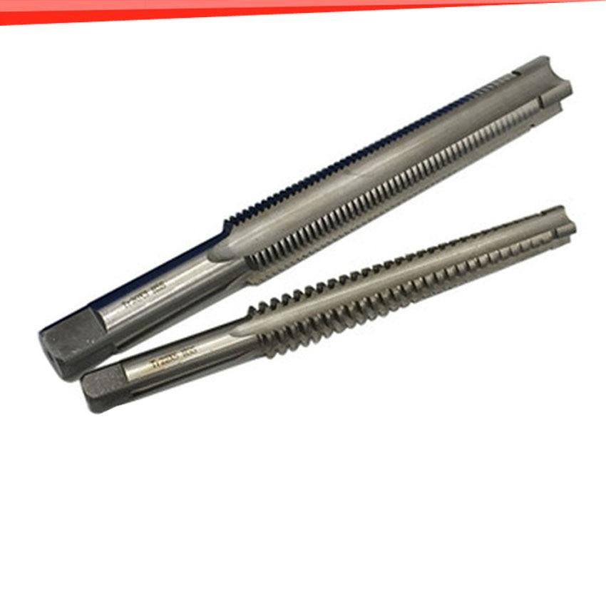 Купить с кэшбэком 1PCS High Quality TR8 TR10 TR12 TR14 TR16 TR18 TR20 TR22 TR24 TR25 TR26 Trapezoidal HSS Right Left Hand Thread,