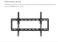 Universal Tilting Plasma LCD LED Ultra HD TV Wall Mount Bracket Fit for 32