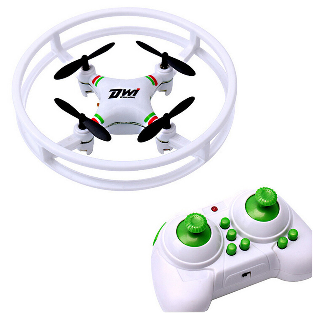 Hiinst Hot Sale New Mini Super Durable Nano Drone Space Trek 2.4GHz 4-Axis 4CH RC Quadcopter Remote Control Toys  RC Helicopter