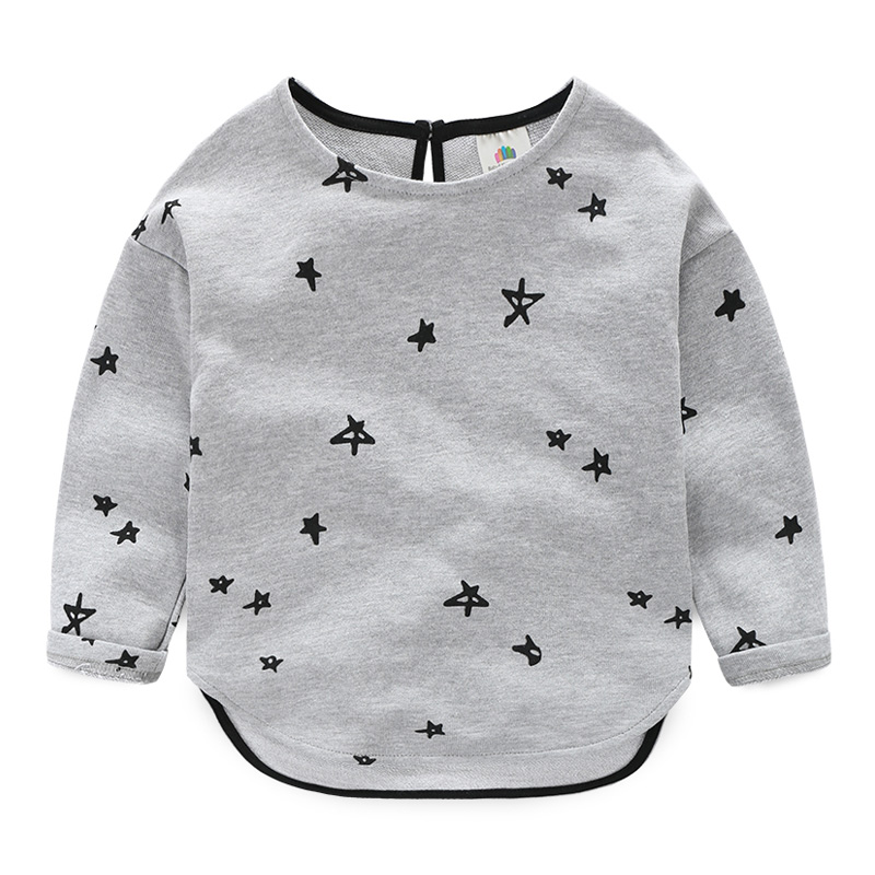 wt-5939-The-baby-stars-sweater-spring-2017-Korean-version-of-the-new-mens-childrens-all-match-coat-tide-1