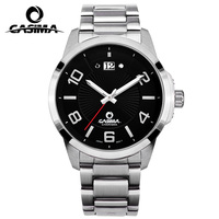 Luxury Brand Watches Men Fashion Individuality Dress Leisure Mens Quartz Wrist Watch Waterproof Free Shipping CASIMA