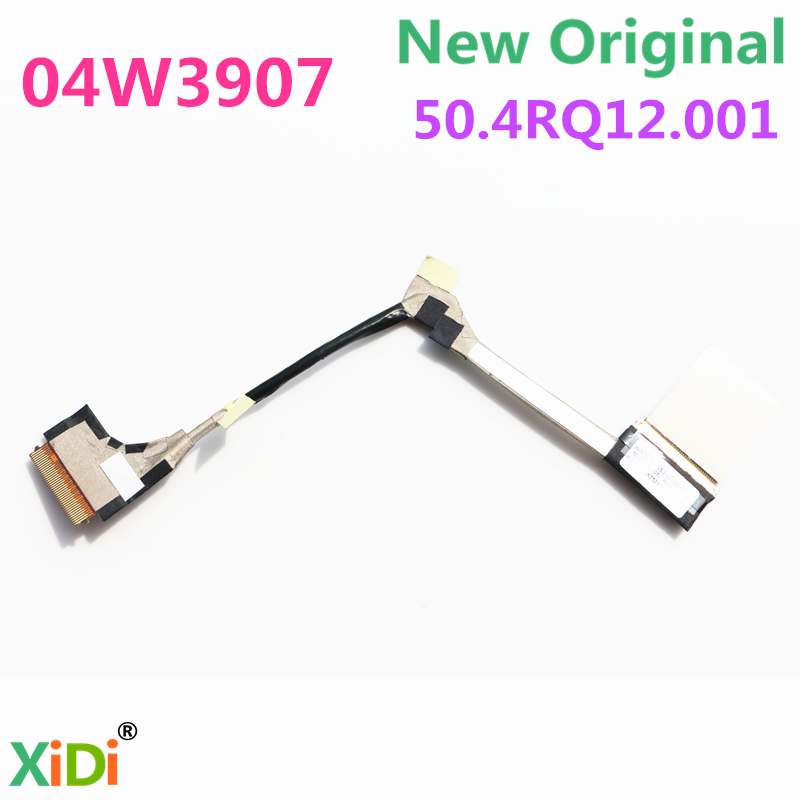 Hyde New Original WISTRON GS 50.4RQ12.001 LCD LVDS კაბელი LENOVO THINKPAD X1C Carbon FRU: 04W3907 LCD LCD LVDS CABLE