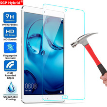 Закаленное стекло для huawei Mediapad T3 10 9,6 8,0 4g Wifi версия 7,0 T1 701 701u Glas защитная пленка на T 3 1