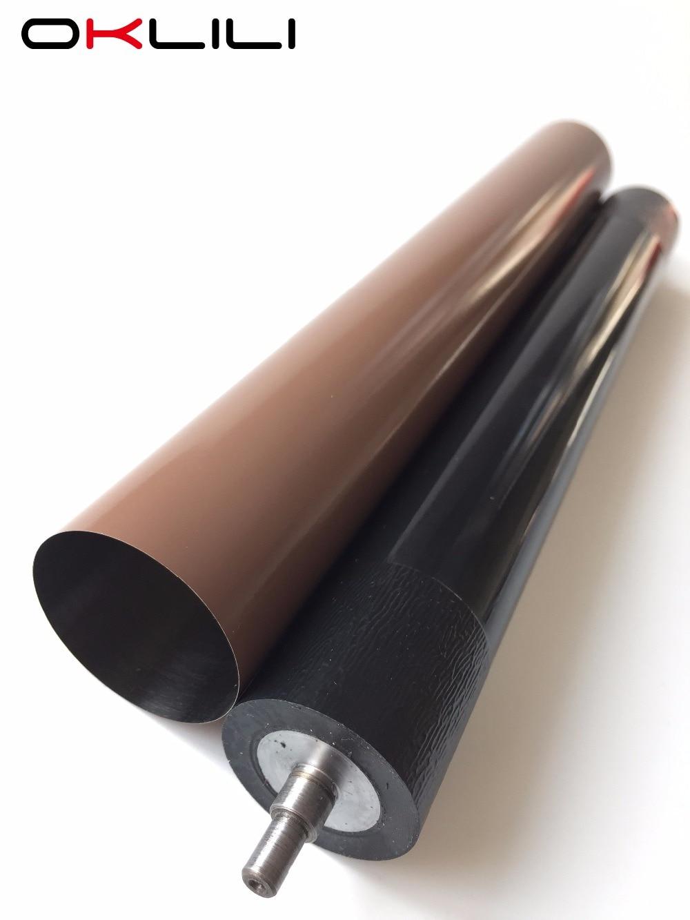 Fuser film sleeve + Pressure Roller for Brother HL-5440 5445 5450 6180 MFC-8510 8520 8710 8810 8910 8950 DCP-8110 8150 8155 8250