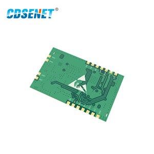 Image 5 - SX1278 868MHz 1W SMD אלחוטי משדר CDSENET E32 868T30S 868 mhz SMD חותמת חור SX1276 ארוך טווח משדר מקלט