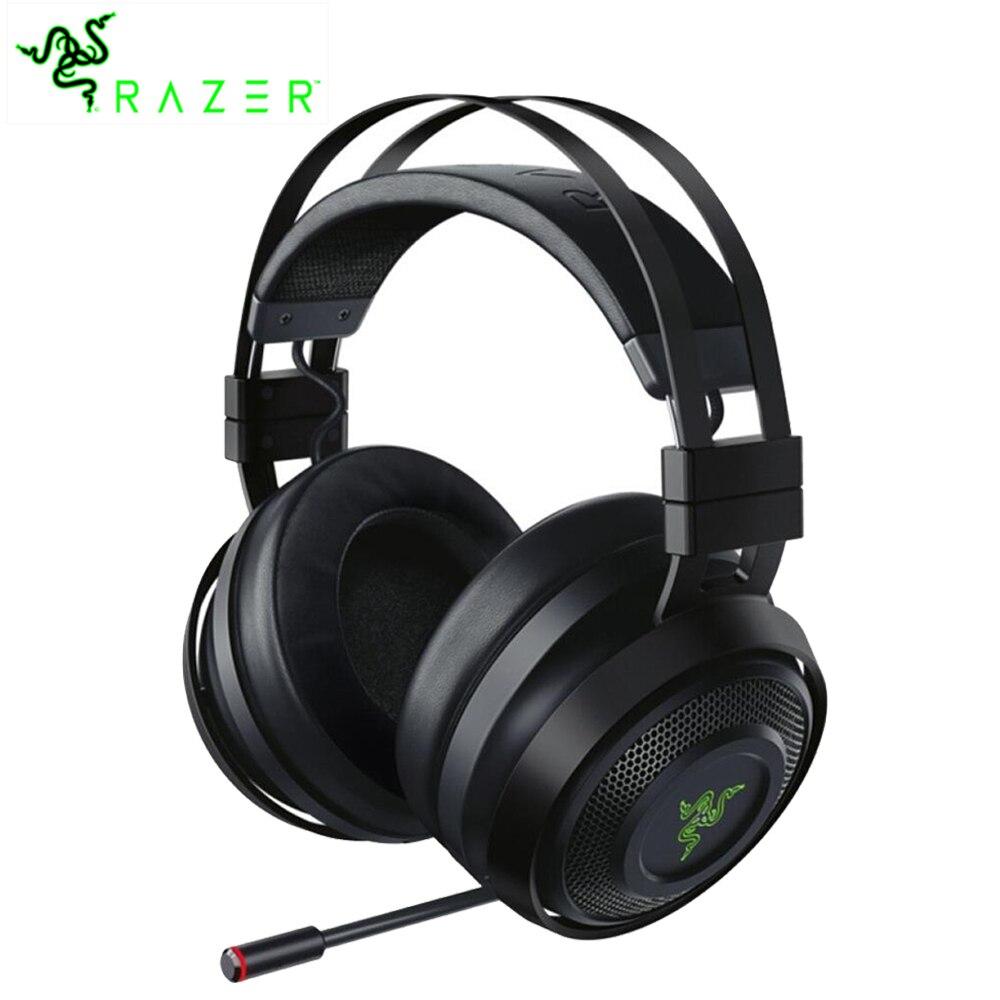 Razer Nari 2 4G Wireless Gaming Headset THX Spatial Audio 3 5mm With Mic for PC