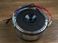 Transformador Toroidal de 500W 24v * 2 + 55v * 2 + 12v amplificador de potencia Clase a  transformador de alimentación de línea de cobre puro