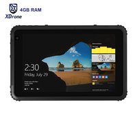 Original K88H Windows Tablet PC 4GB RAM IP67 Waterproof Shockproof Tough Slim 8 Inch Quad Core