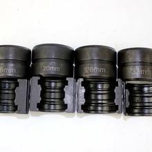 IGeelee TH трубы штампы гидравлические трубы прессования инструменты для PEX фитинги с размерами 16 мм, 20 мм, 26 мм и 32 мм