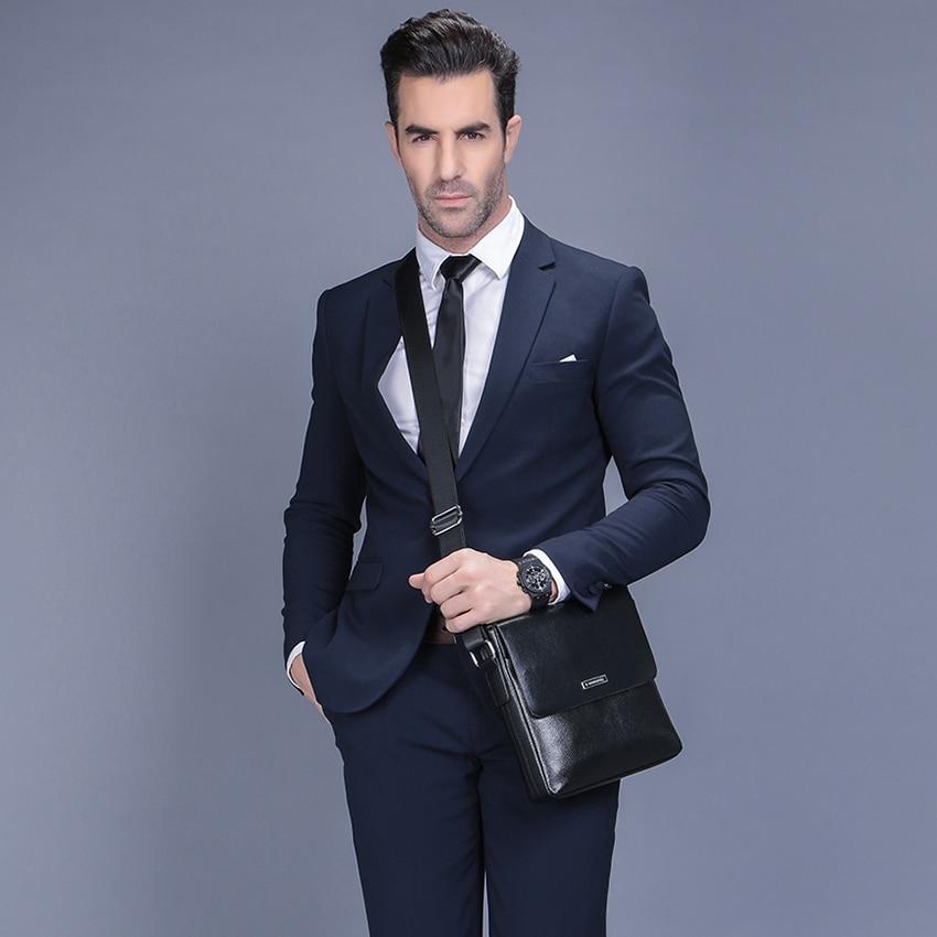 18c96a5309f3 VORMOR 2017 Promotion Designers Brand Men`s Messenger Bags PU Leather  Vintage Men Shoulder Bag Man Crossbody bag wholesale men crossbody bag men  shoulder ...