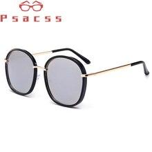 Psacss 2019 Round Sunglasses Women Men Vintage Fashion Brand Designer High Quali