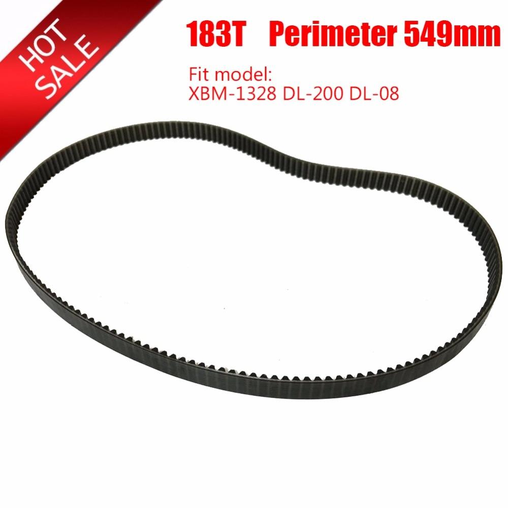 183T Perimeter 549mm Kitchen Appliance Parts Bread Maker accessories Parts bread machine belts