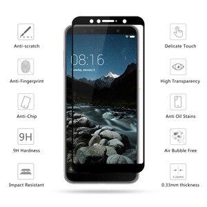 Image 2 - 3 in 1 360 Tempered Glass + Case For ASUS Zenfone Max Pro M1 ZB602KL Back Cover Case for Asus ZB602KL 602KL ZB 602KL Glass Gift