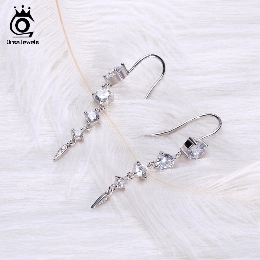 4e074751389e E-Manco de Plata de Ley 925 colgante largo línea collar redondo Simple y  estilo