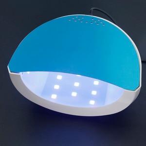 Image 4 - SAMVI Sunone 30 шт УФ светодиодный 48 Вт Светодиодный УФ гель для ногтей отверждение лампа светильник для ногтей Сушилка для ногтей машина для дизайна ногтей