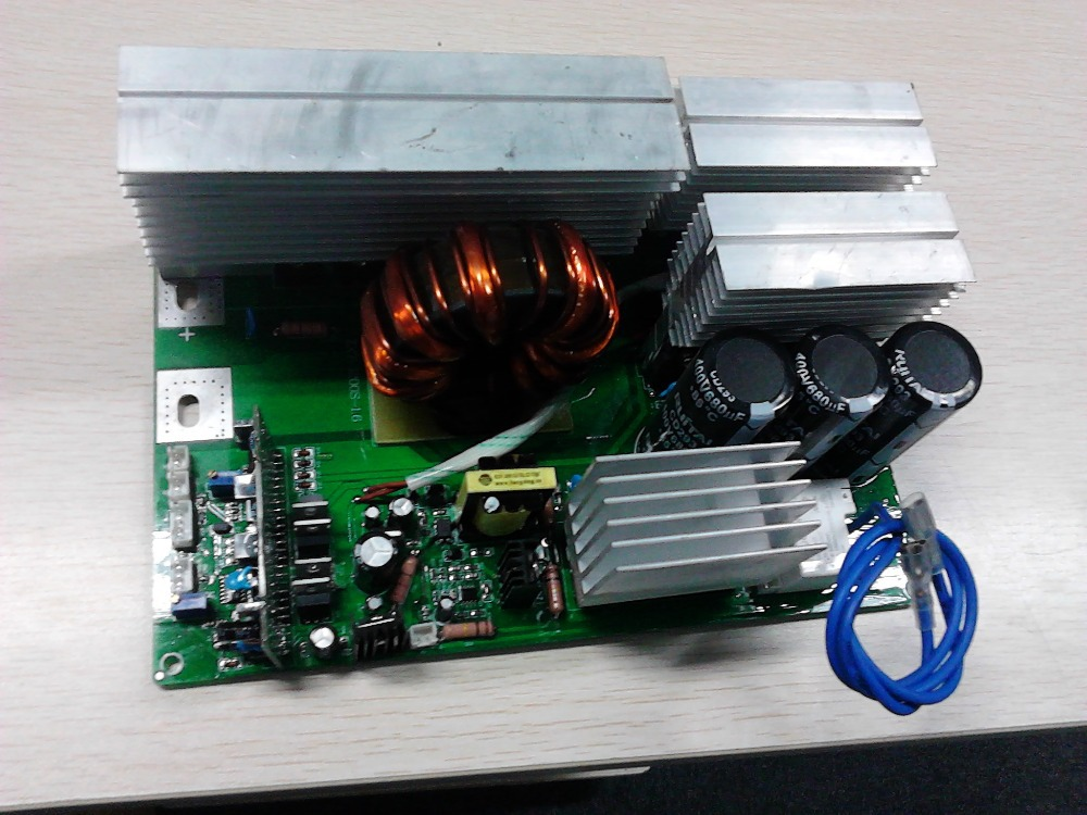 welding machine board  ARC 250 IGBT PCB  Single board    IGBTdc inverter welder AC220V  input r welding control board 3 in 1 inverter electric welder circuit board general money welding machine 200 drive board