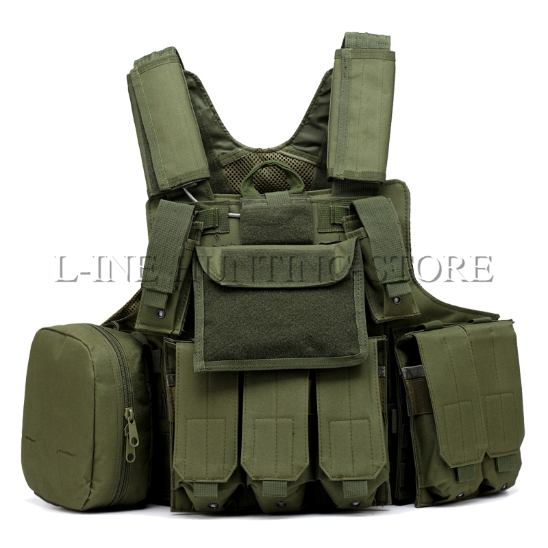 Tactical Military Vest Strike Battle Combat Airsoft Molle Hunting Assault Plate Carrier Vest Lightweight yuetor outdoor hunting men airsoft combat assault plate carrier vest colete tatico militar tactical molle multicam military vest