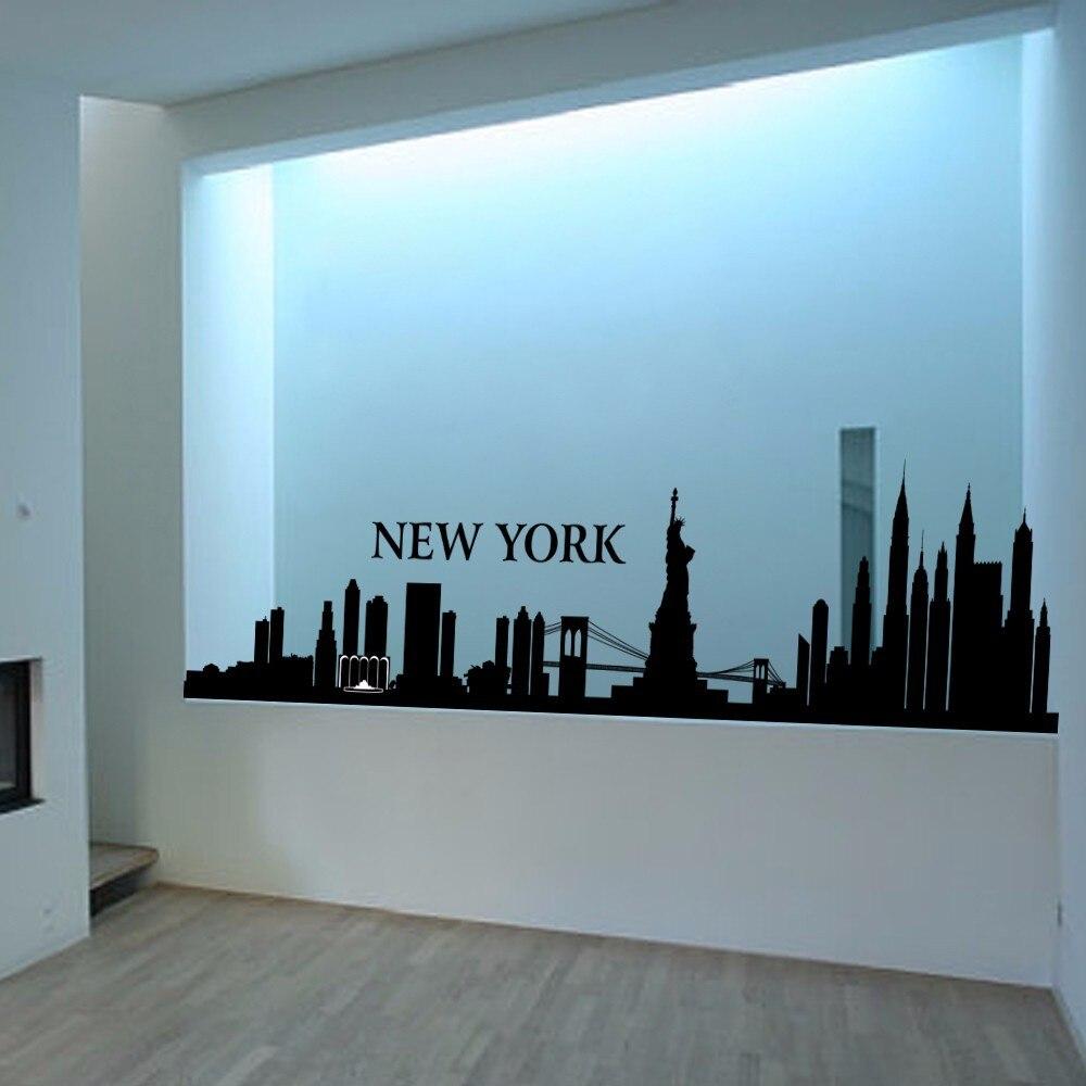 Anspruchsvoll Wandtattoo New York Referenz Von Getsubject() Aeproduct.