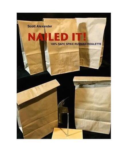 2016 Nailed It By Scott Alexander-magic