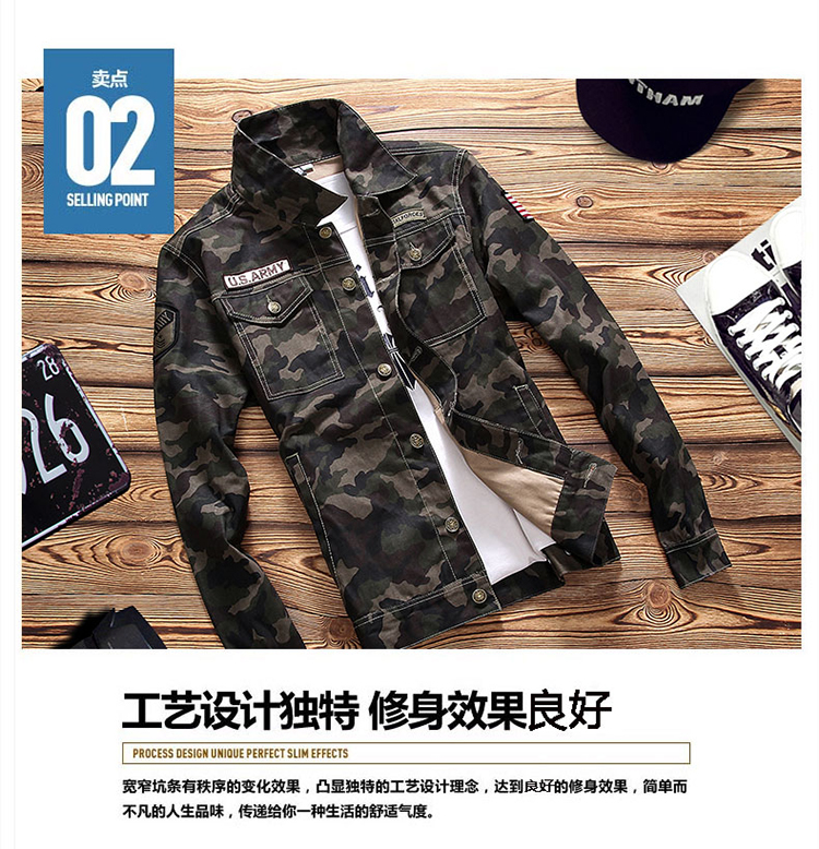 China mens denim jacket Suppliers