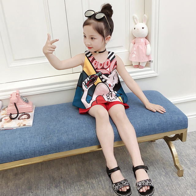 2018 Casual Children Clothing Boutique Girls Clothing Girls Clothes 10 12 Year Girls Fashion 3pcs Children