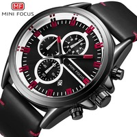 Top Famosa Marca De Luxo Masculino Relógio Relógio de Quartzo FOCO MINI Relógio De Pulso Dos Homens relógio de Pulso De Quartzo-relógio Relogio masculino