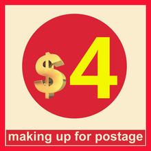 Это особенно используется для оплаты почтовых расходов