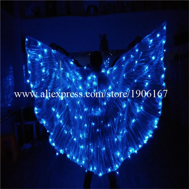 Új dizájn villogó izzó LED világító fényes bule színes - Ünnepi és party kellékek