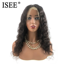 Loose Deep Wave Human Hair Wigs For Black Women 13X4 Remy 13