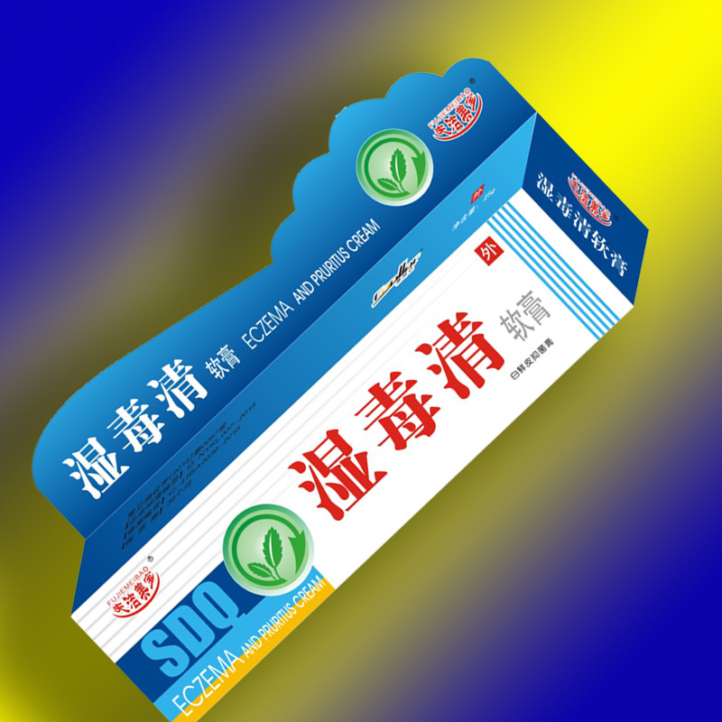 HOT !!! using the Psoriasis cream Natural herbal skin antibacterial cream Skin Itch Creams Psoriasis Dermatitis Eczema Cream