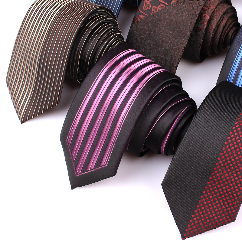 New Jacquard Woven Neck Tie For Males Traditional Examine Ties Trend Polyester Mens Necktie For Wedding ceremony Enterprise Swimsuit Plaid Tie HTB1W59iXwZC2uNjSZFnq6yxZpXaf