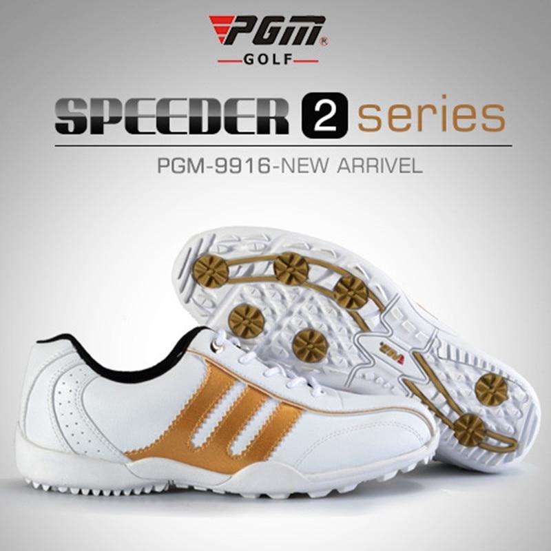 Speciale impulso! Genuino scarpe da golf PGM Da Golf da uomo scarpe sportive traspirante antiscivolo 6 di coloreSpeciale impulso! Genuino scarpe da golf PGM Da Golf da uomo scarpe sportive traspirante antiscivolo 6 di colore