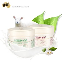 Australia GM Skincare Seat Lanolin Oil Night Cream Lanolin Oil Day Cream Prevents Dehydration Soften Rejuvenate