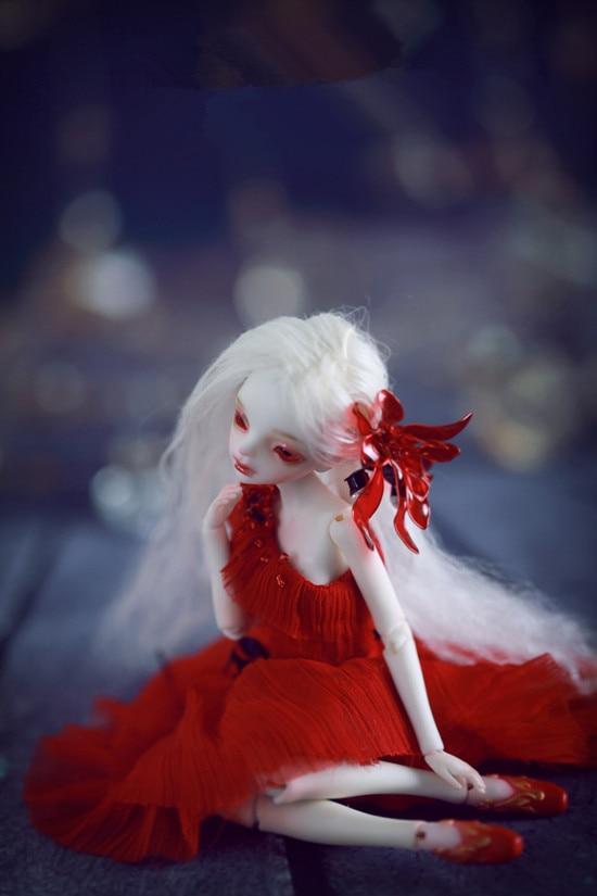 1 8 BJD doll Anita19cm