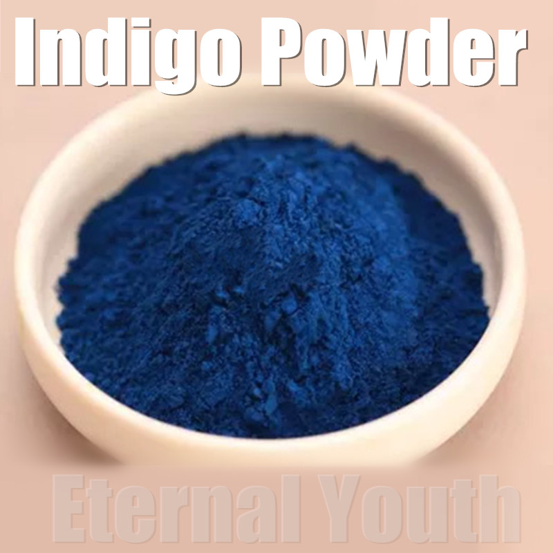 50g Indigo Pigment Powder Pore Minimizing Soap Additives Handmade Soap Natural Color Colorant DYE Mask Powder 8 color soap powder 50g pack healthy natural mineral mica powder diy for soap dye soap colorant makeup eyeshadow skin care