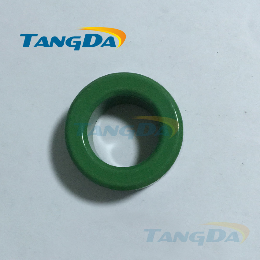 Tangda insulated green ferrite core bead 47*27*15 magnetic ring magnetic coil inductance interference anti-interference filter tangda ferrite cores emi bead core 58 40 18 58 40 18 mm ring coil emi toroidal core anti interference filter t core type a