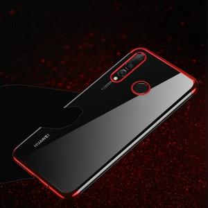 Для huawei P Smart Y9 2019 P30 Pro Honor 8C 8X lite 8A P Smart Plus Мягкий ТПУ силиконовый чехол для Honor 10 Lite Nova4 чехол для телефона