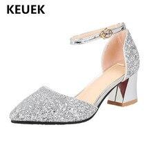 Кожаные туфли для девочек, модельные туфли принцессы на высоком каблуке для подиума, Детские Свадебные модельные туфли, Детская Студенческая обувь 019